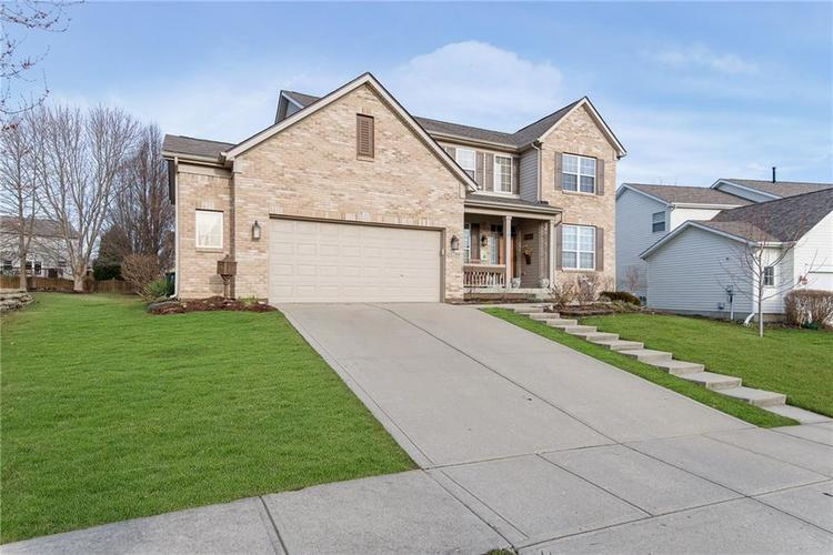 11750 Gatwick View Drive Fishers, IN 46037 | MLS 21699481 | photo 2