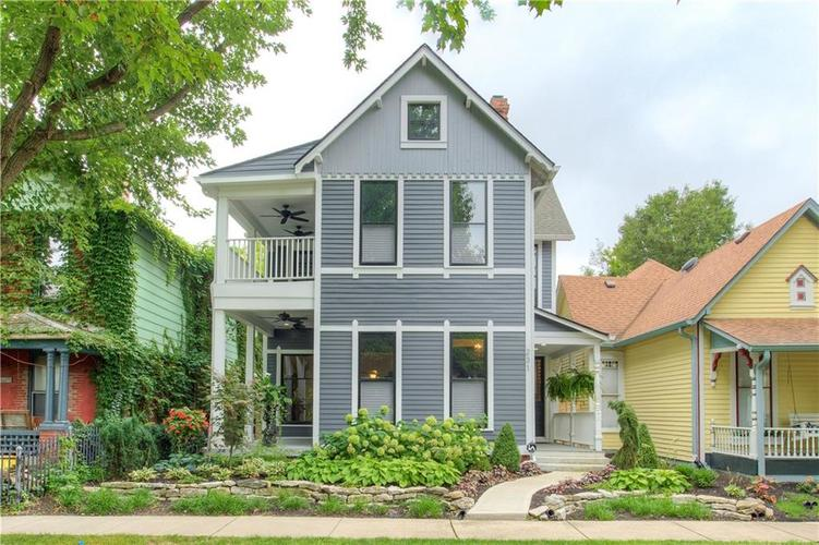 231 E 11TH Street Indianapolis IN 46202 | MLS 21699514 | photo 1