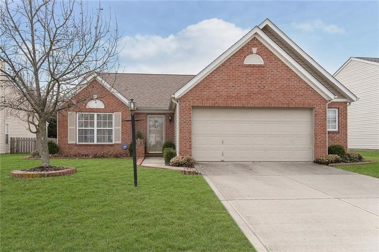 12223 Carriage Stone Drive Fishers IN 46037 | MLS 21699532 | photo 1