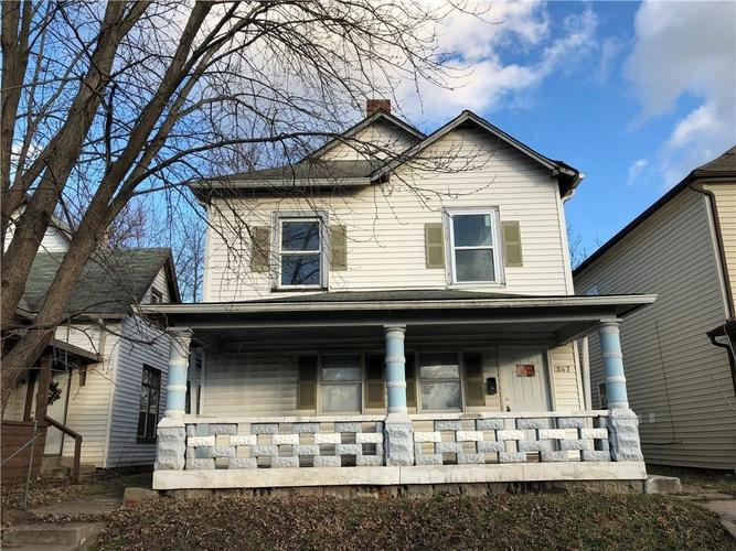 247 Eastern Avenue Indianapolis IN 46201 | MLS 21699630 | photo 1