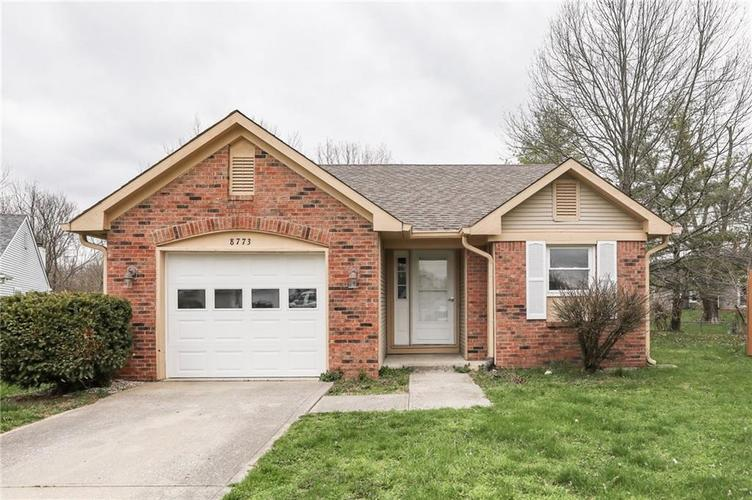 8773 SUMMER WALK Drive E Indianapolis IN 46227 | MLS 21699639 | photo 1