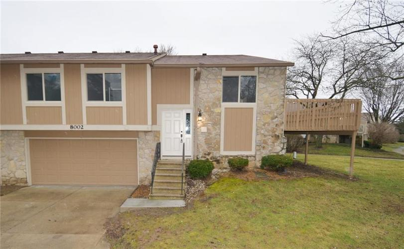 8002 Sunfield Court Indianapolis IN 46214   MLS 21699669   photo 1