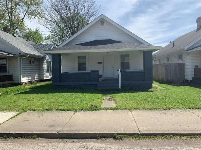 1411 N Belleview Place Indianapolis IN 46222   MLS 21699762   photo 1