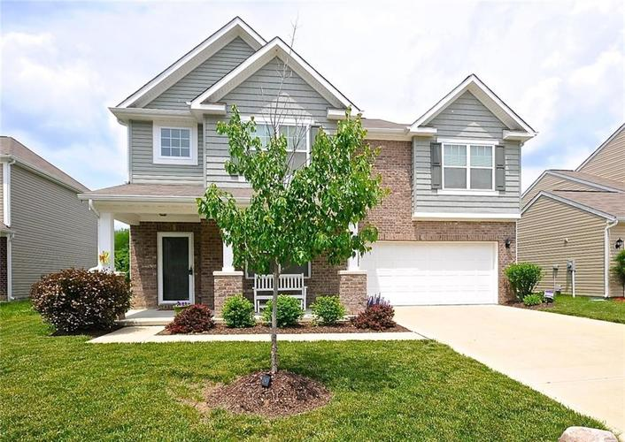 4720 Ladywood Cliffs Court Indianapolis, IN 46226 | MLS 21699809 | photo 1