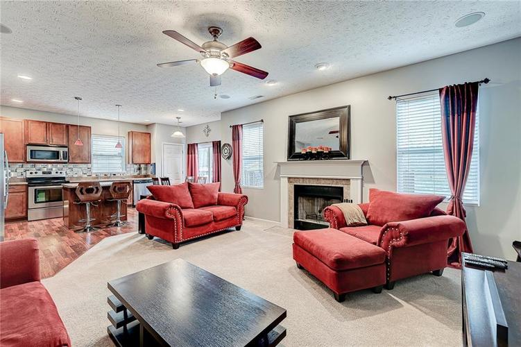 4720 Ladywood Cliffs Court Indianapolis, IN 46226 | MLS 21699809 | photo 8