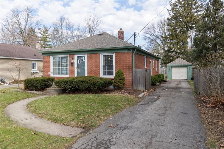 2212 E Northgate Street Indianapolis IN 46220 | MLS 21699866 | photo 1