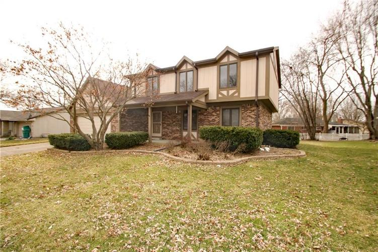 3130 Shadow Brook Drive Indianapolis IN 46214   MLS 21699885   photo 1