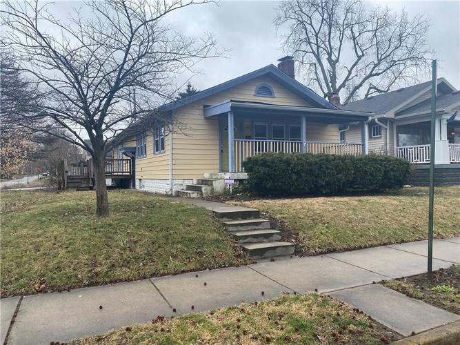 1137 N Euclid Avenue Indianapolis IN 46201 | MLS 21699908 | photo 1