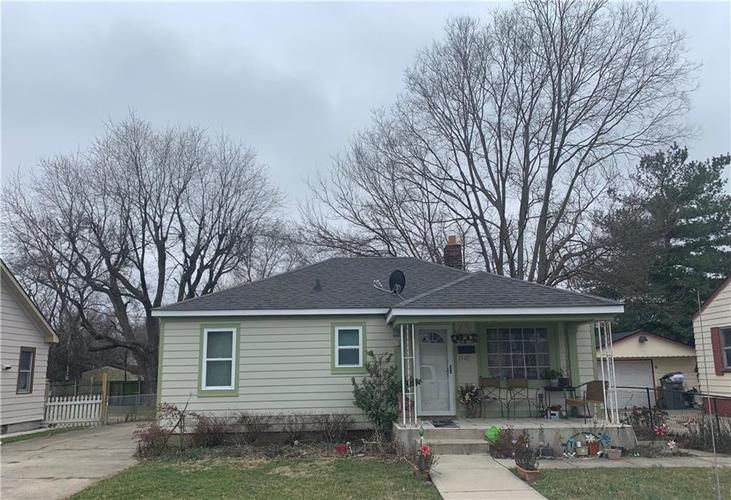 1940 N Goodlet Avenue Indianapolis IN 46222 | MLS 21699931 | photo 1