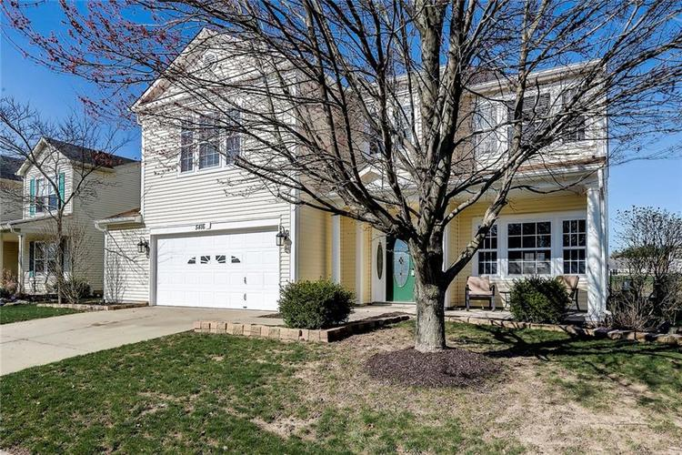 5416 FLOATING LEAF Drive Indianapolis IN 46237 | MLS 21699992 | photo 2