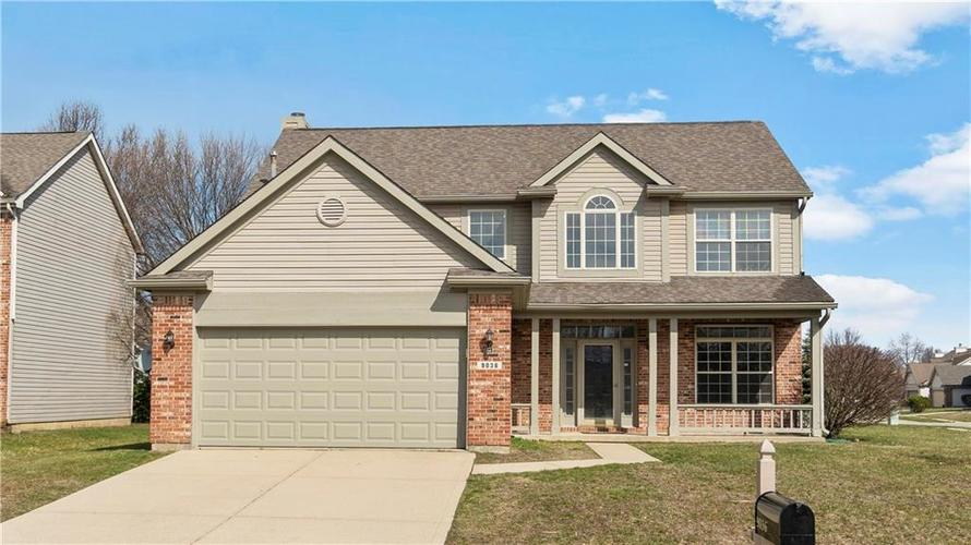 9036  Max Court Fishers, IN 46037   MLS 21700050