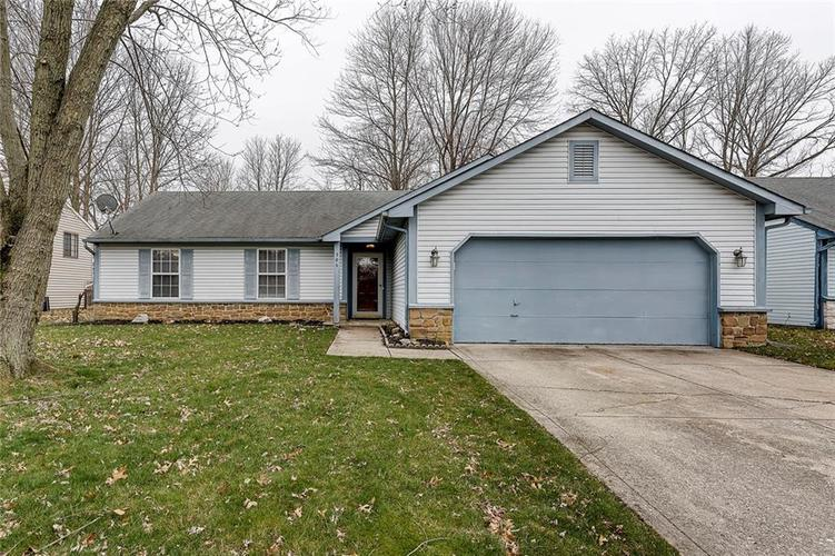 706 DELRAY Drive Indianapolis IN 46241 | MLS 21700058 | photo 1