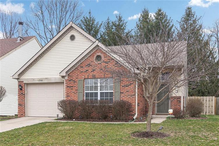 7501 WOOD Court Fishers IN 46038 | MLS 21700060 | photo 1