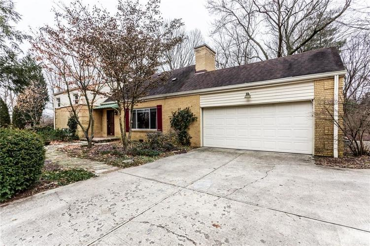 6932 Spring Mill Road Indianapolis, IN 46260 | MLS 21700237 | photo 42