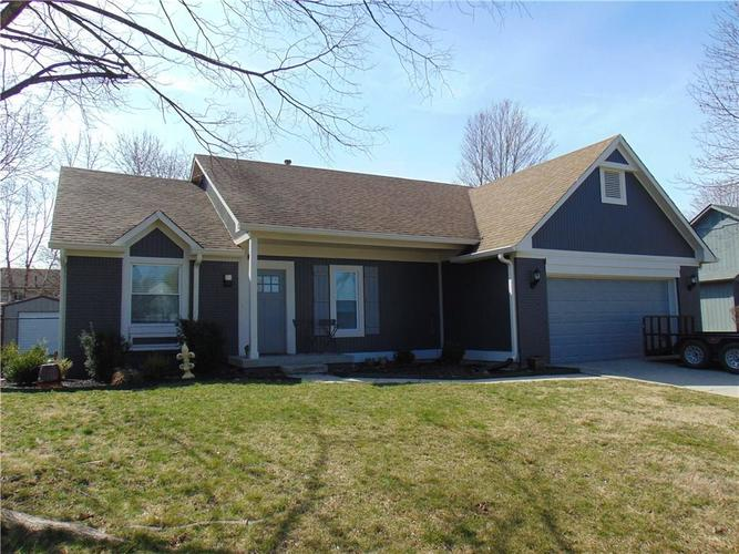 7783 Kemble Court Fishers, IN 46038 | MLS 21700258 | photo 1
