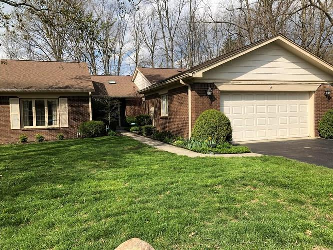 5258 Hawks Point Road Indianapolis IN 46226 | MLS 21700264 | photo 1