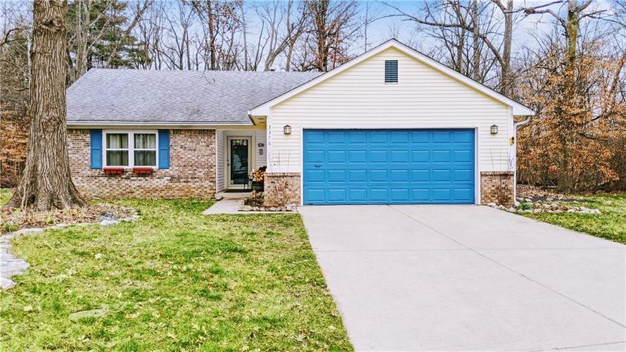 3376 CARLY Court Indianapolis, IN 46235   MLS 21700301   photo 1