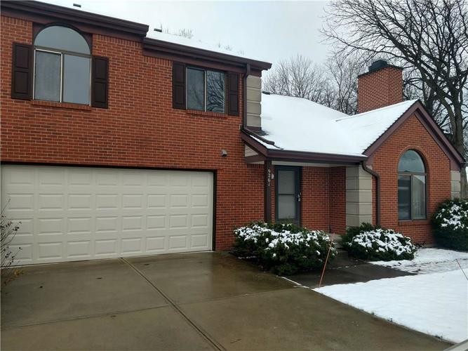 9261 Golden Leaf Way Indianapolis, IN 46260 | MLS 21700443 | photo 1