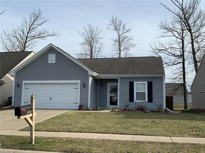 11747 Rossmore Drive Indianapolis, IN 46235   MLS 21700455   photo 1