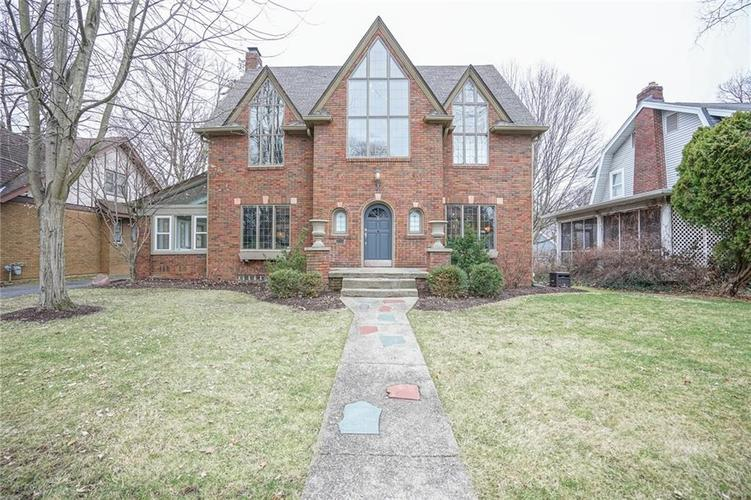 5246 Central Avenue Indianapolis IN 46220 | MLS 21700604 | photo 1