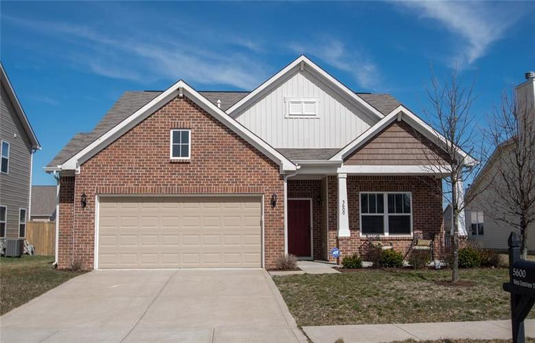5600 W Crestview Trail McCordsville, IN 46055 | MLS 21700640 | photo 2