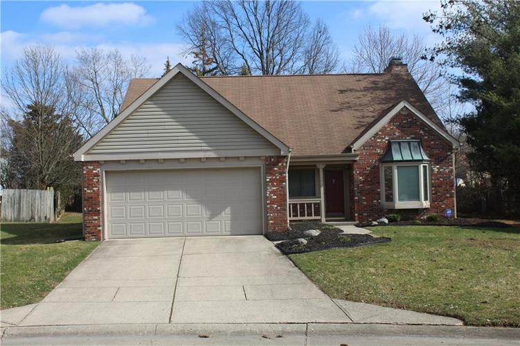 8179 Wade Hill Court Indianapolis, IN 46256 | MLS 21700701 | photo 1