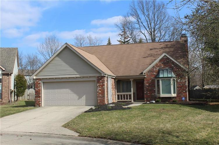8179 Wade Hill Court Indianapolis, IN 46256 | MLS 21700701 | photo 3