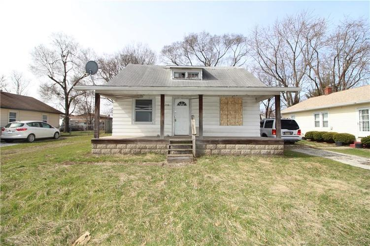 346 S Roena Street Indianapolis, IN 46241   MLS 21700767   photo 1