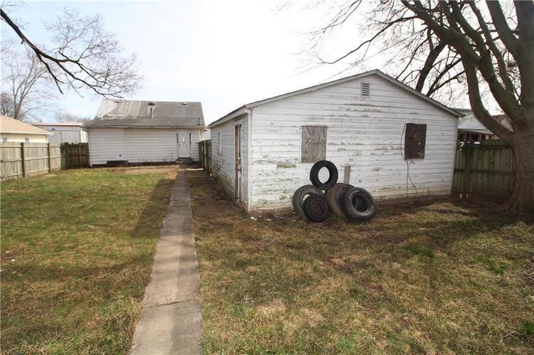 346 S Roena Street Indianapolis, IN 46241   MLS 21700767   photo 6