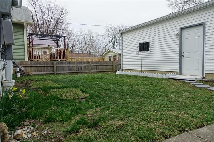 5115 E NORTH Street Indianapolis, IN 46219 | MLS 21700821 | photo 18