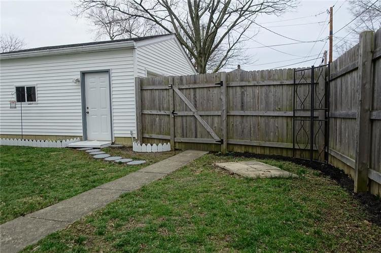 5115 E NORTH Street Indianapolis, IN 46219 | MLS 21700821 | photo 20