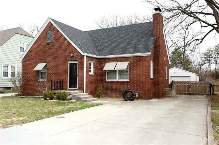 41 S Whitcomb Avenue Indianapolis, IN 46241 | MLS 21700836 | photo 1