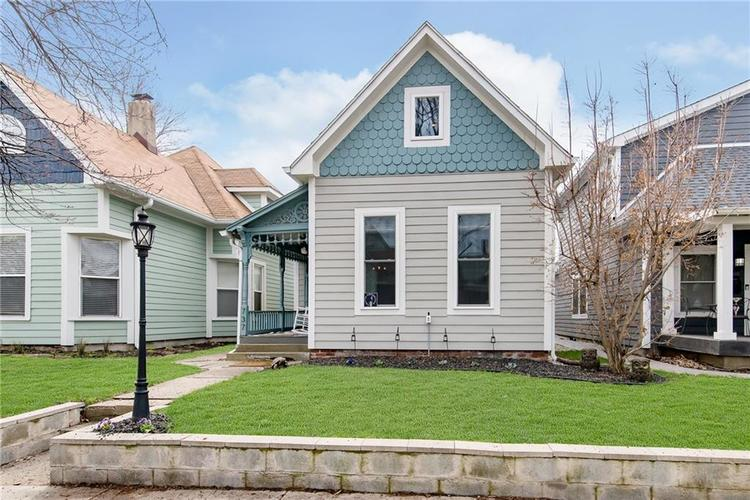 737 Sanders Street Indianapolis, IN 46203 | MLS 21700971 | photo 1