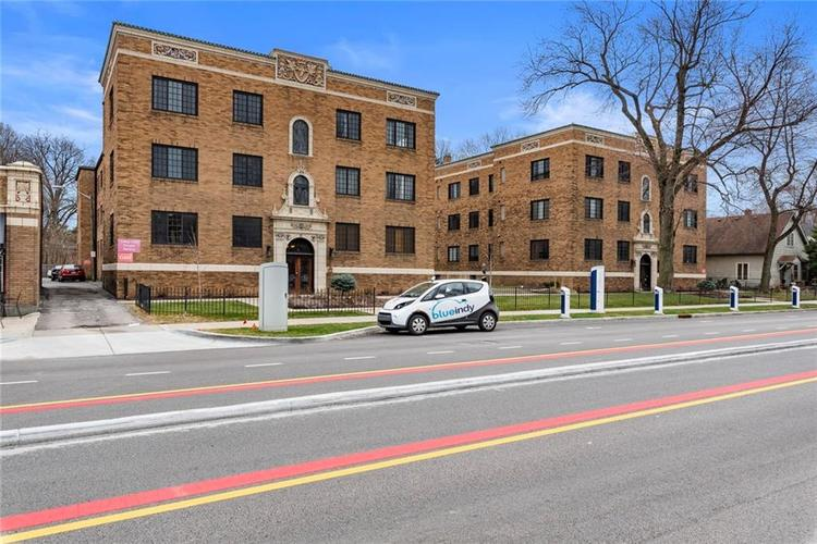 5347 N College Avenue #205 Indianapolis, IN 46220 | MLS 21701005 | photo 22
