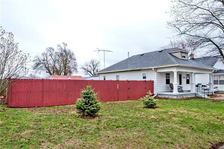 2709 S McClure Street Indianapolis IN 46241   MLS 21701007   photo 2