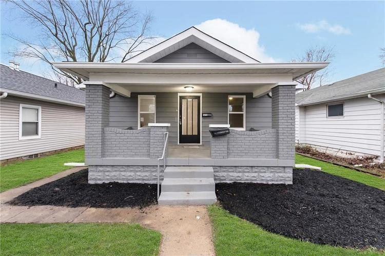 1218 E Southern Avenue Indianapolis, IN 46203 | MLS 21701142 | photo 1