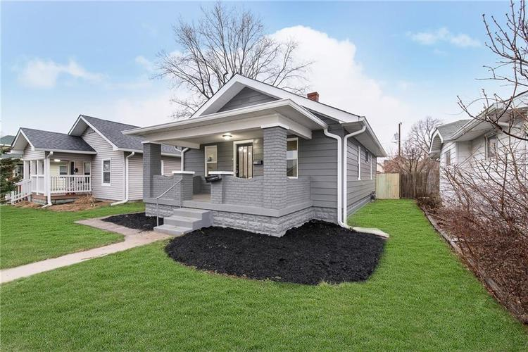 1218 E Southern Avenue Indianapolis, IN 46203 | MLS 21701142 | photo 2