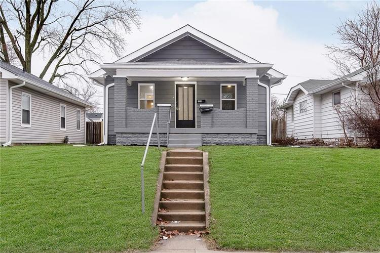 1218 E Southern Avenue Indianapolis, IN 46203 | MLS 21701142 | photo 4