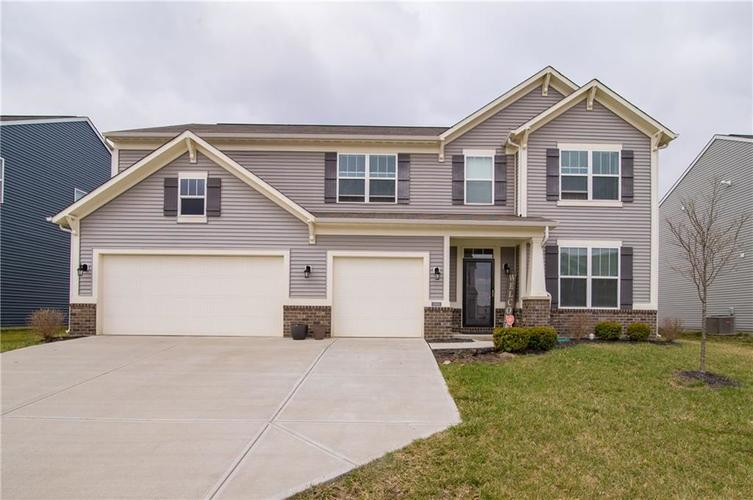 4444 Goose Rock Drive Indianapolis IN 46239   MLS 21701185   photo 1