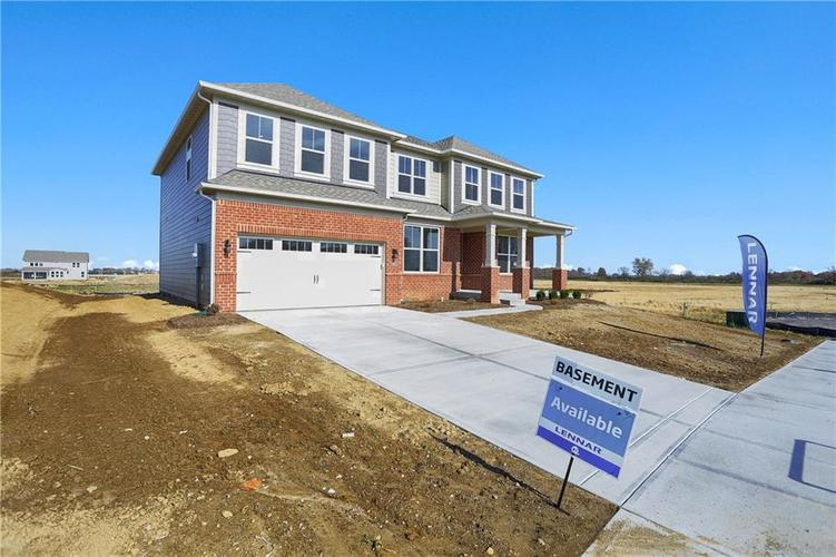 4290 Lauder Road Bargersville, IN 46106 | MLS 21701191 | photo 1