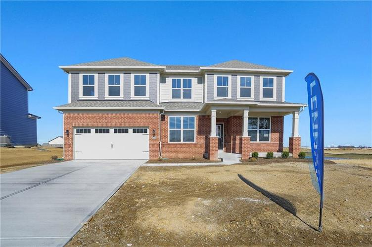4290 Lauder Road Bargersville, IN 46106 | MLS 21701191 | photo 2