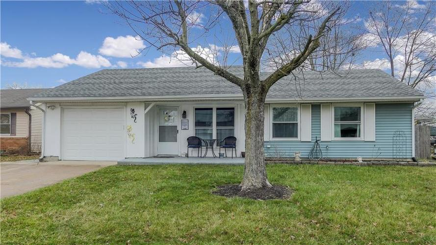 5025 Pappas Drive Indianapolis IN 46237 | MLS 21701254 | photo 1