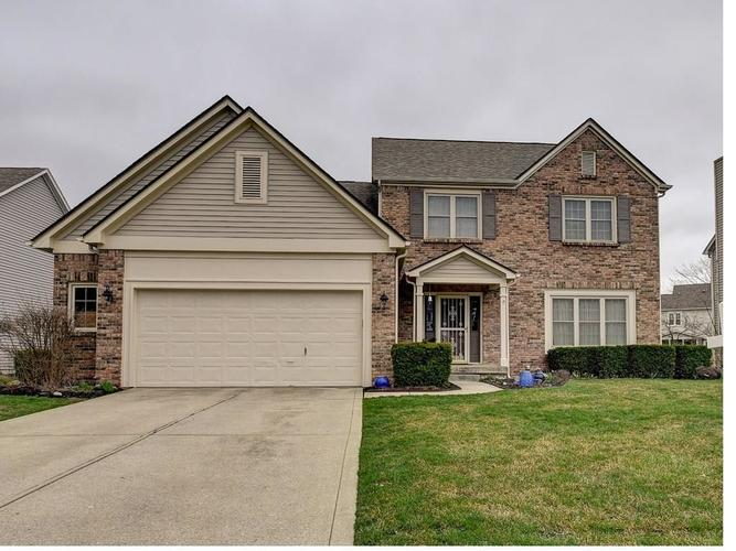 4862 Ashbrook Drive Noblesville, IN 46060 | MLS 21701263 | photo 1