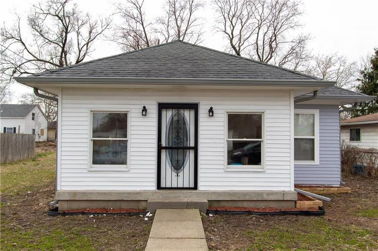 1629 Bacon Street Indianapolis IN 46237   MLS 21701341   photo 1
