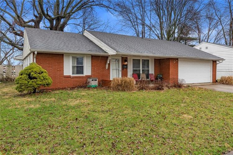 5708 W 41ST Place Indianapolis, IN 46254   MLS 21701445   photo 2