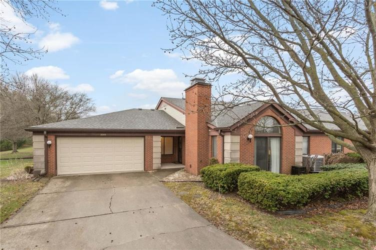 2045 Emily Drive Indianapolis, IN 46260   MLS 21701474   photo 1