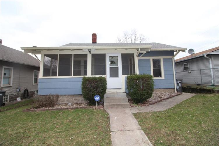 20 W Southern Avenue Indianapolis IN 46225 | MLS 21701496 | photo 1