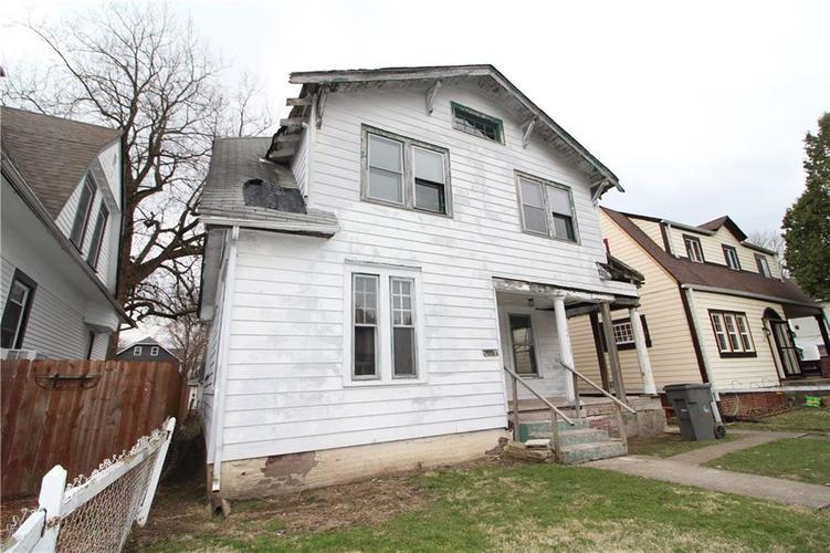 2907 Guilford Avenue Indianapolis, IN 46205 | MLS 21701511 | photo 2