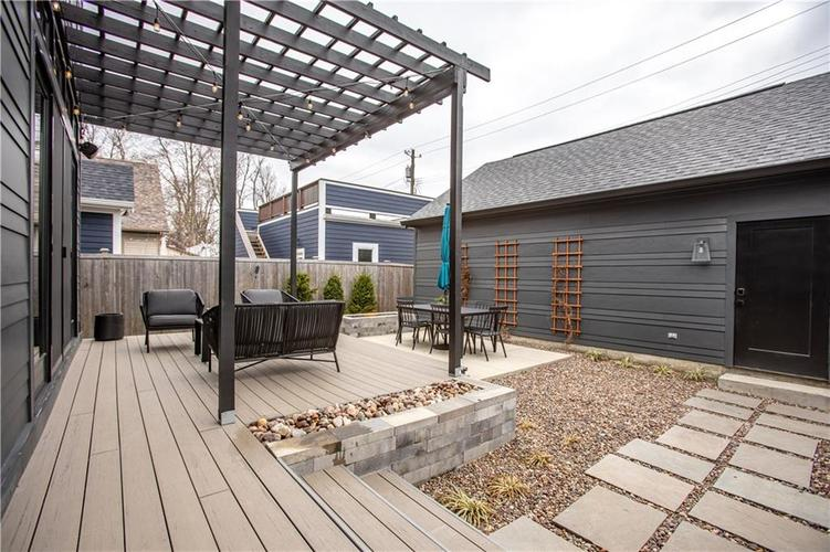 1421 11 Street Indianapolis, IN 46201 | MLS 21701674 | photo 44