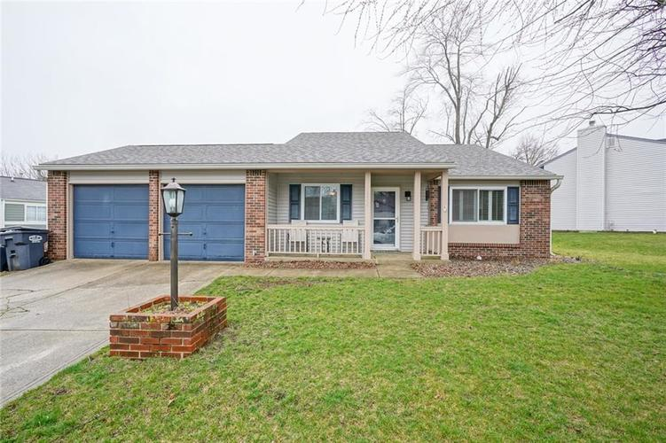 1511 Timber Village Drive Greenwood, IN 46142 | MLS 21701689 | photo 1